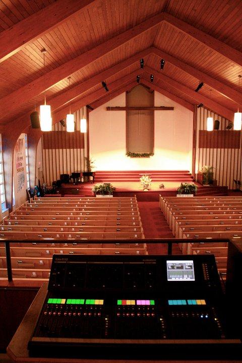 Shining Star Community Church, VA