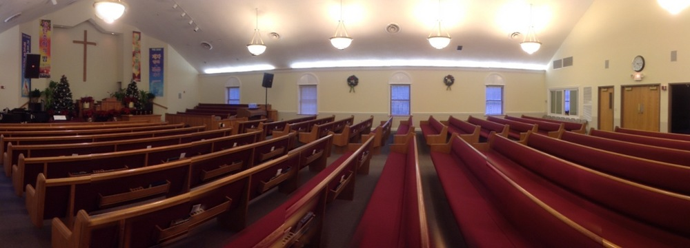 Seoul Presbyterian Church, VA
