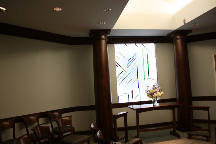 UVA Hospital Chapel, VA
