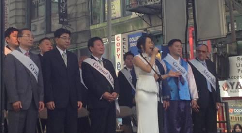 2013 New York Korean Parade