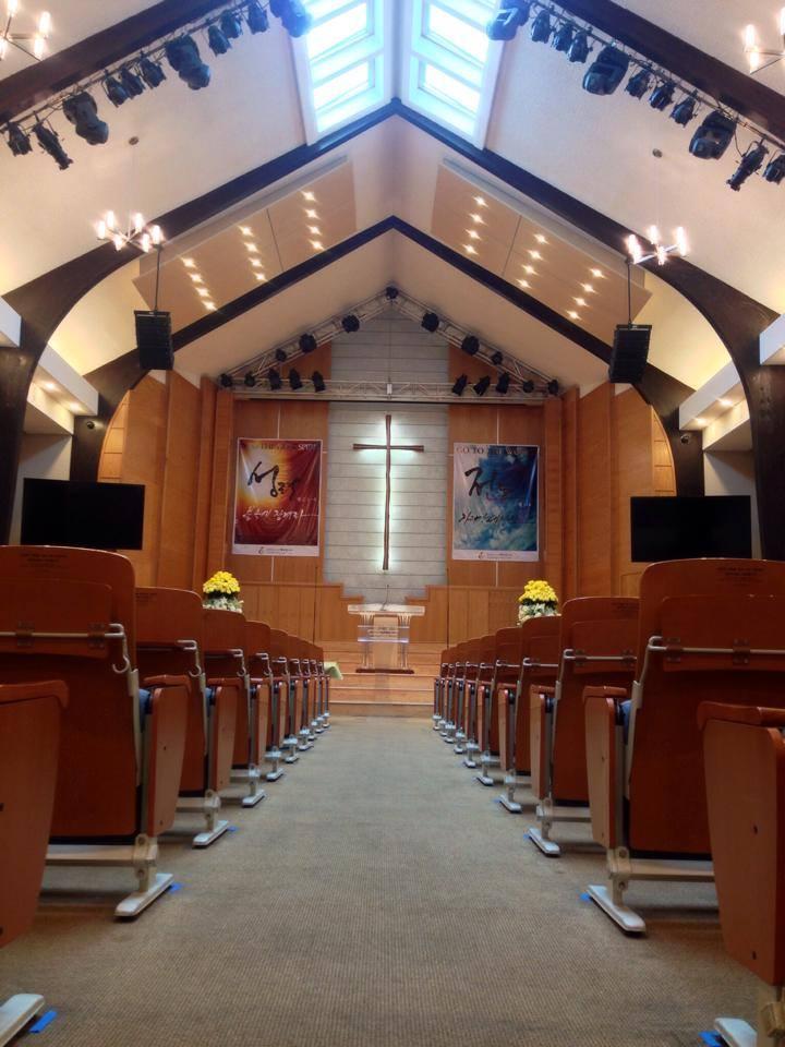 Full Gospel San Francisco Church