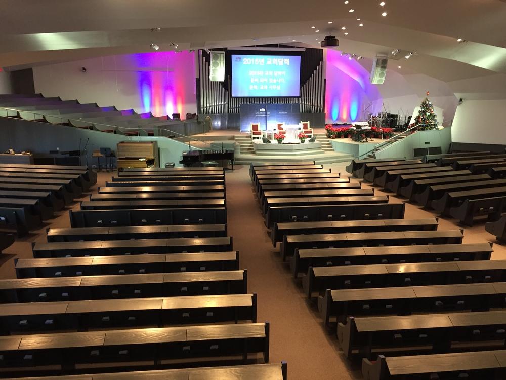 New York Presbyterian Church