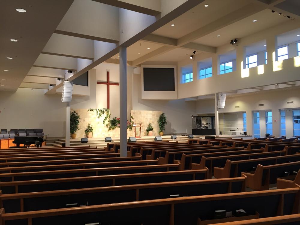 New Community Baptist Church