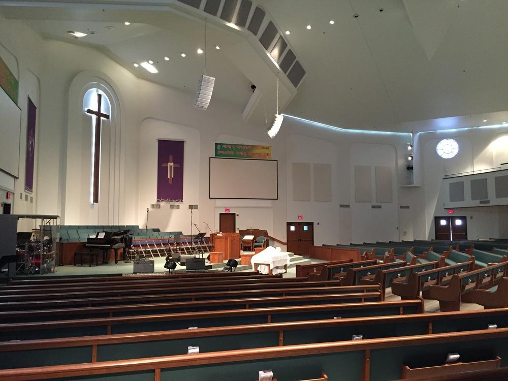 Korean Central United Methodist Church of Dallas