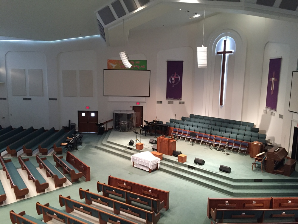 Korean Central United Methodist Church of Dallas