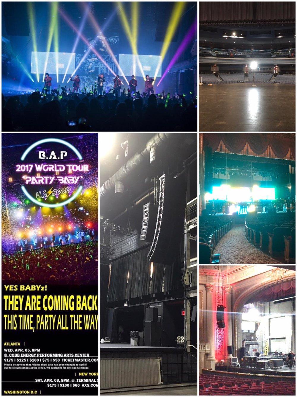 BAP 2017 US Tour