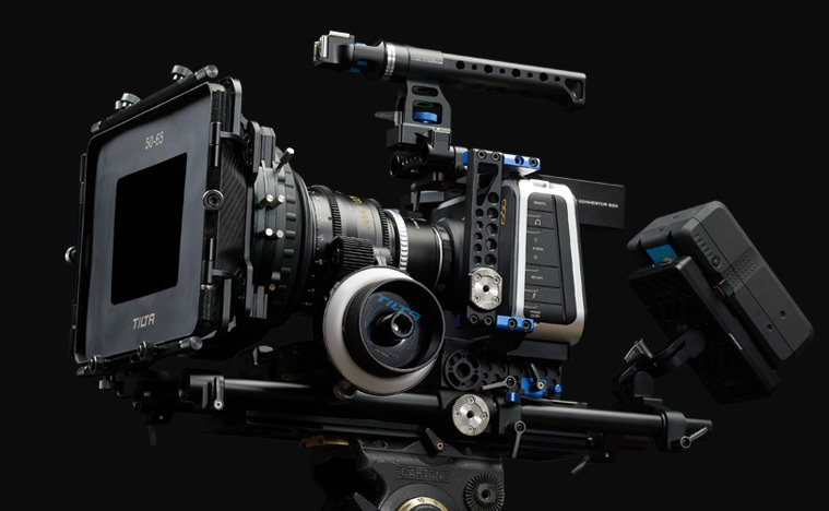 NEW 4K CINEMA CAMERA