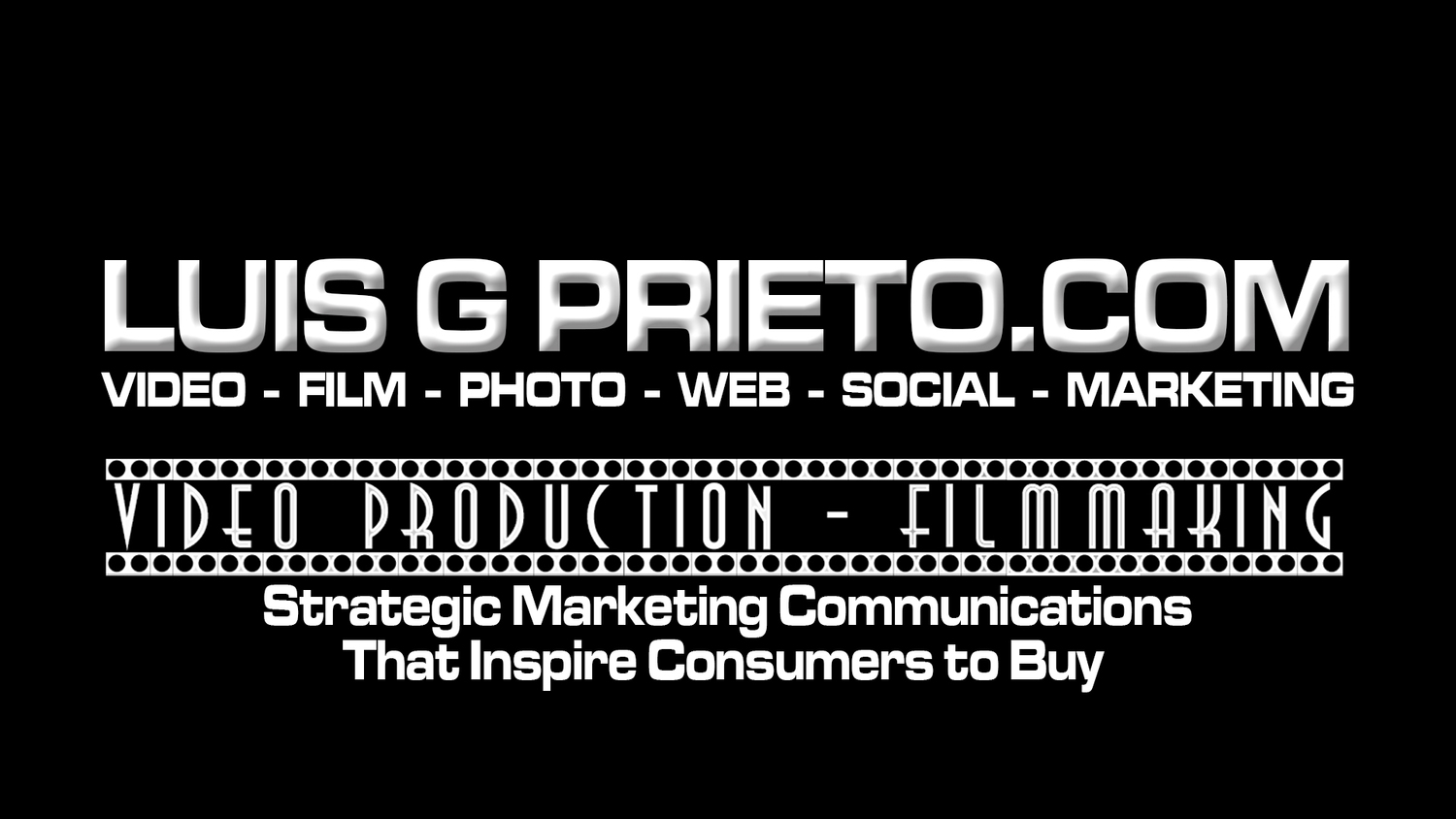 AFFORDABLE VIDEO MARKETING SERVICES - DIGITAL MEDIA- WEB DEVELOPMENT - VIDEO PRODUCTION CINEMA HD-2K & 4K Affordable
