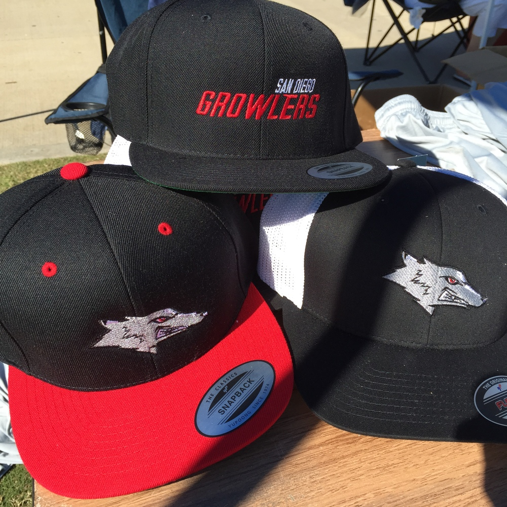 San Diego Growlers Gear, we have it here!