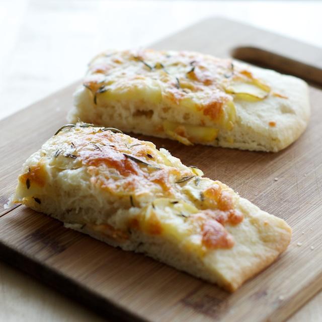 Potato Pizza — Pixels + Crumbs