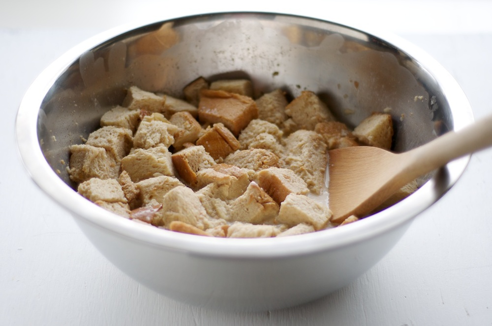 Apple Bread Pudding Apple Maple Bread Pudding