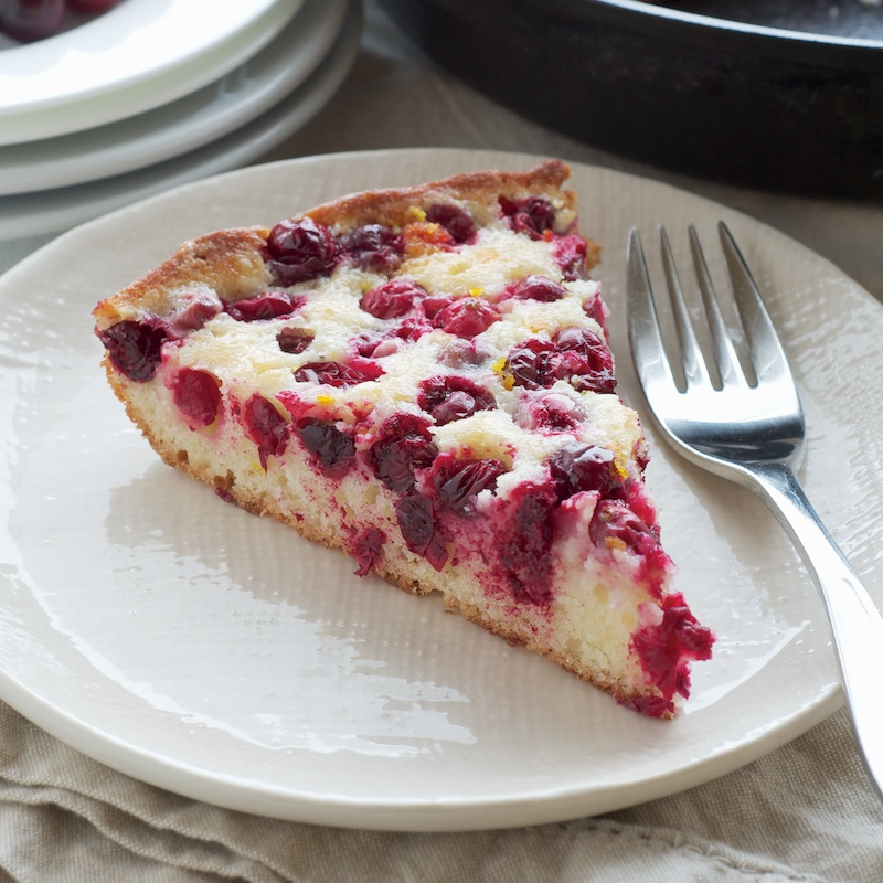 Cranberry Cobbler Recipe — Dishmaps