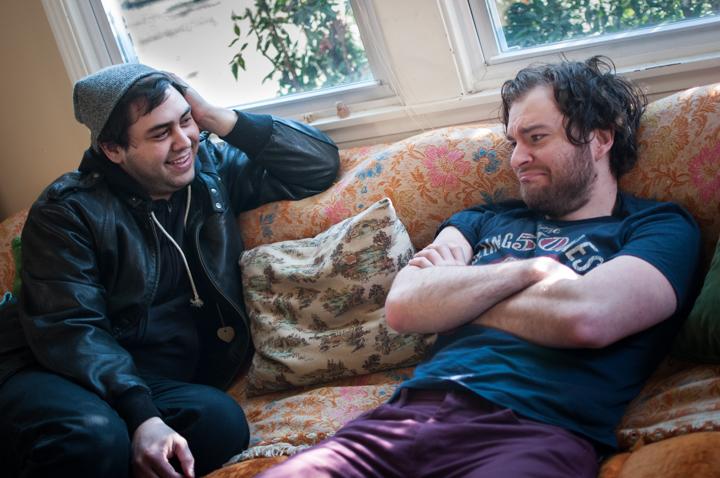 Todd and Josh