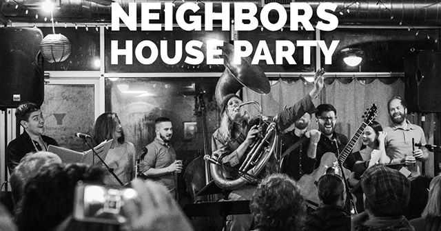 Tickets just went on sale for the next Neighbors House Party. It's Sept 16th at 6:00pm at Yazoo Taproom. $20 and your first pint is free! It's the highlight of my year and I can't wait to party with you! LINK IN BIO. * * * * * * #neighborsnash #neighborshouseparty #tubaman #pubsongs #seashanty