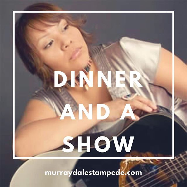 Join us tonight for dinner by Kookum's Kitchen and live entertainment by @terriannestrongarm. Live at Murraydale Stampede.  #livemusic #murraydalestampede #cypresshills #saskatchewan #saskatchewanderer