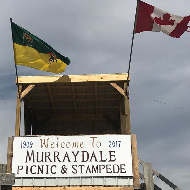 Today's the day! Make your way out to the Murraydale Stampede ground for a 1 pm start to the rodeo
