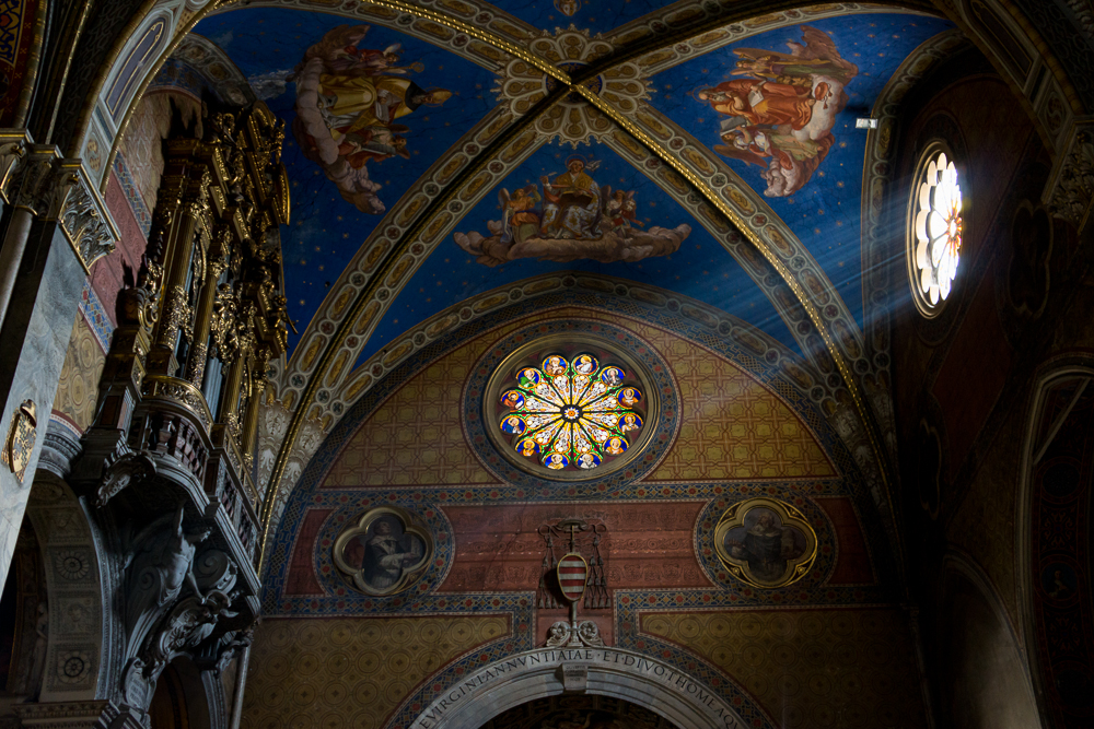 Day 3- Rome. Basilica Santa Maria sopra Minerva