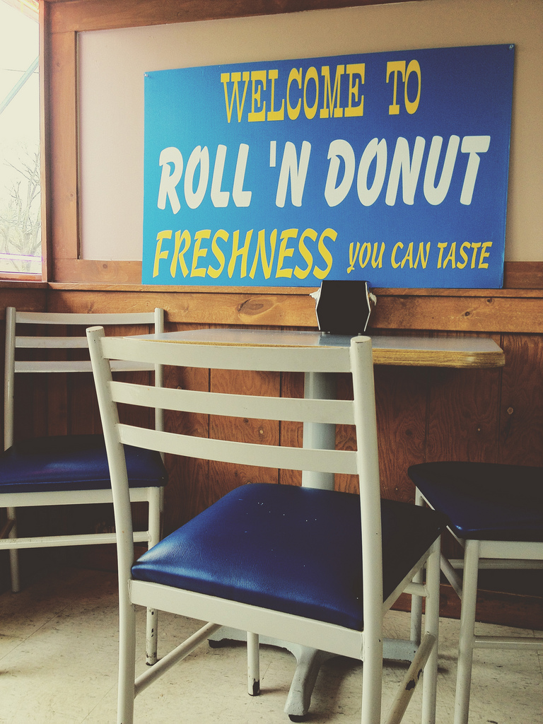 Roll'n Donuts