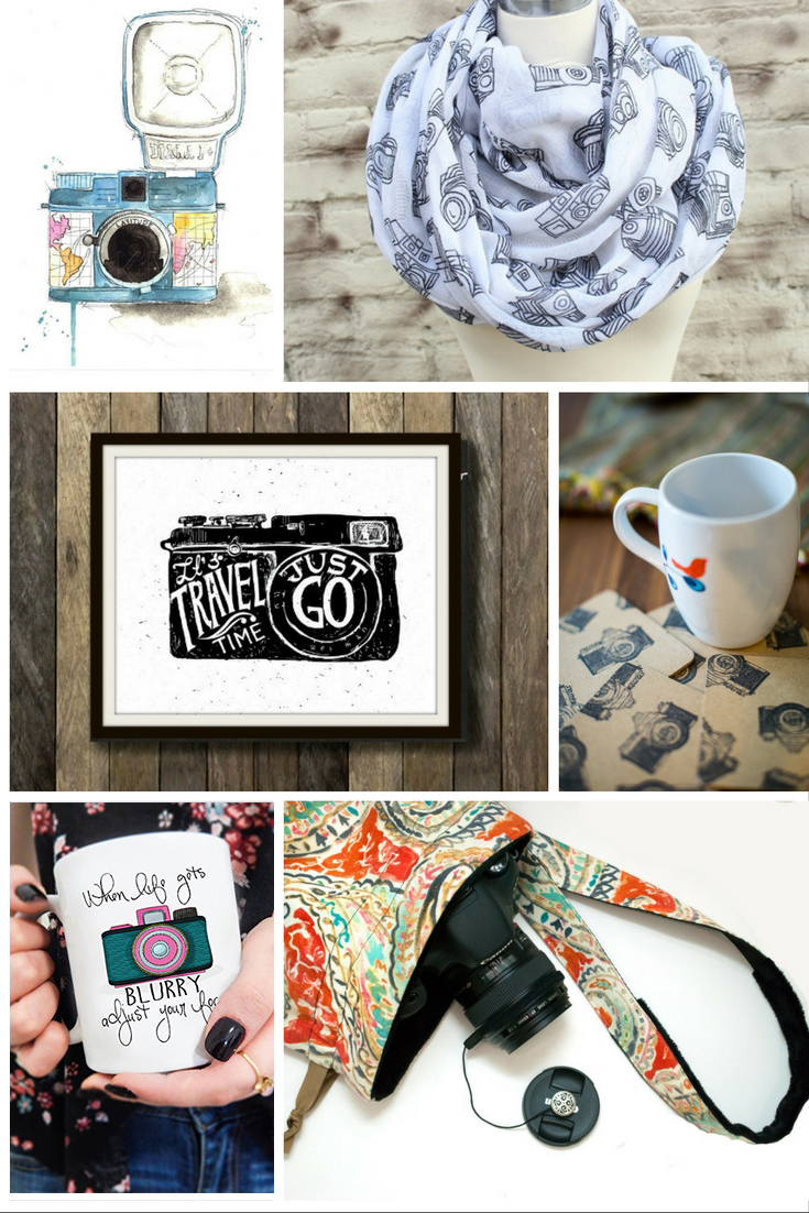 Gifts for Photgraphers