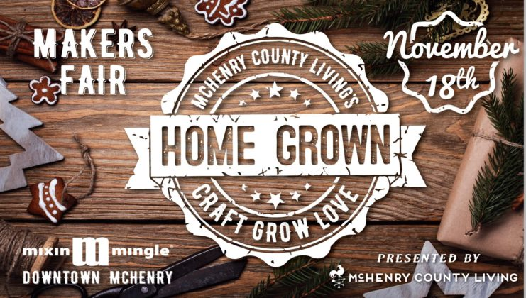 Home Grown Holiday Fair McHenry IL