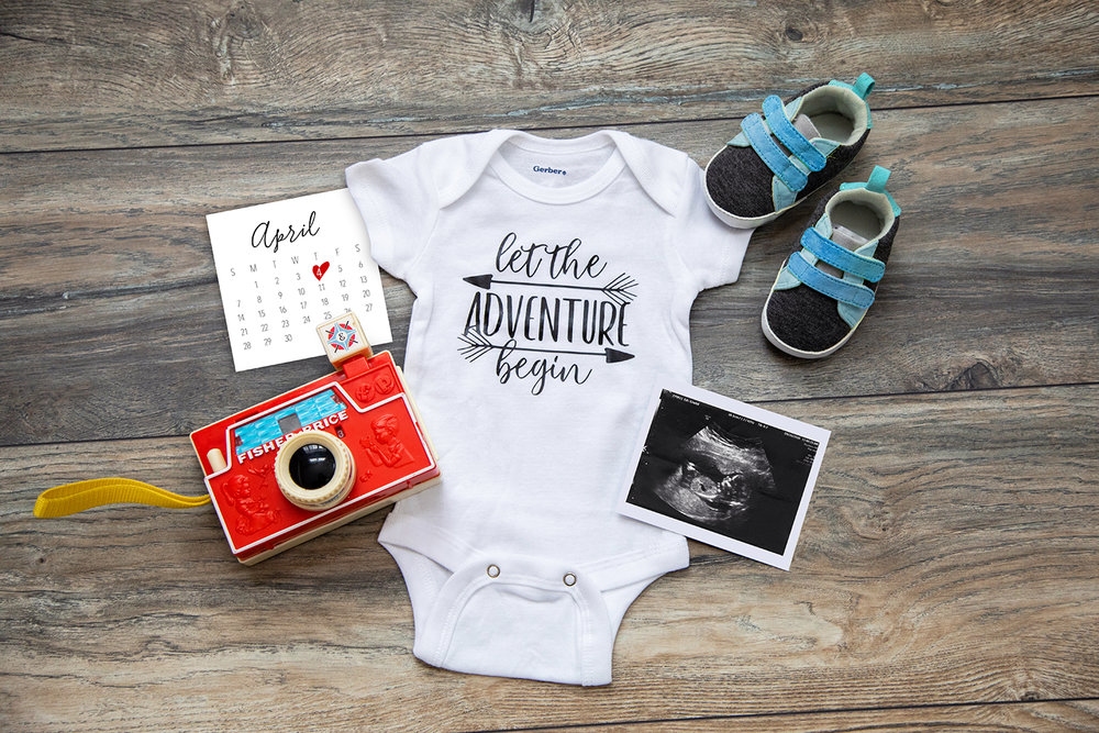 let the adventure begin - baby cohn arriving soon