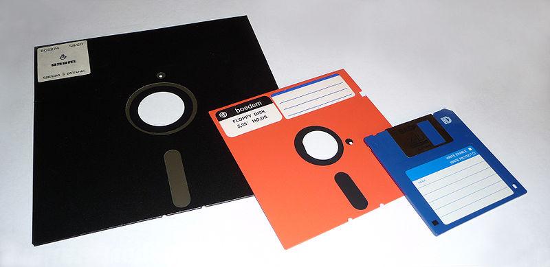 Floppy One