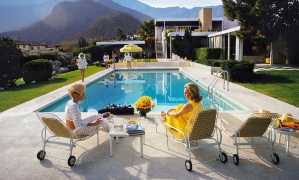 Summer by the pool | Editor's Edge