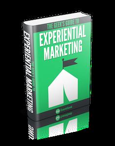 Experiential marketing 101 ebook