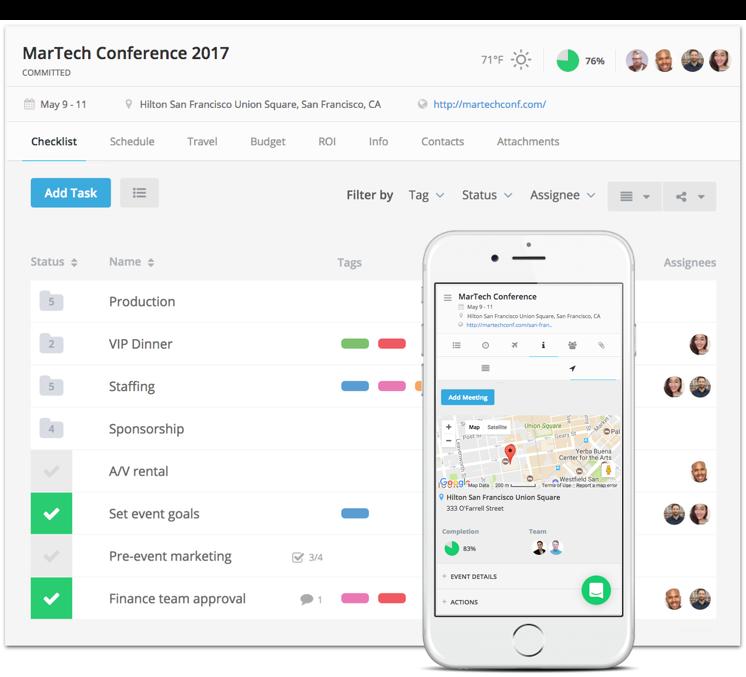MarTech Event Planning Checklist