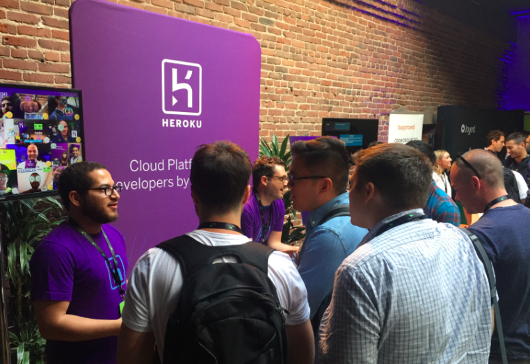Heroku's Top Tips for Marketing at Developer Events