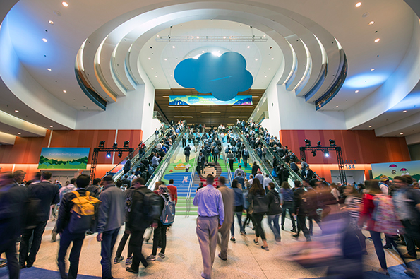 Event ROI at Dreamforce