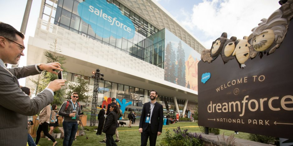 Event Marketing at Dreamforce