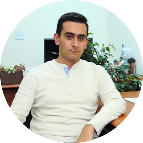 Rafayel Sedrakyan, VP, ENgineering