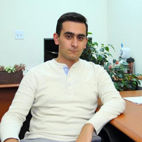 Rafayel Sedrakyan, Founder & Engineer