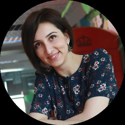 Amy Hakobyan, Customer Success Manager