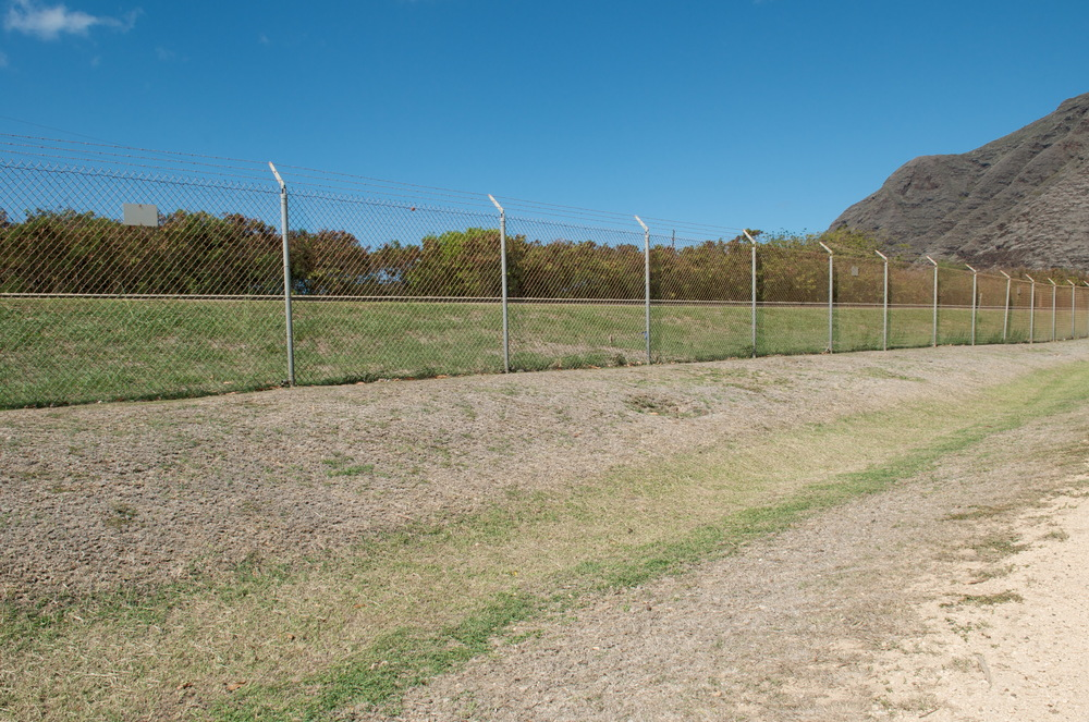 "The ""magical fence."" Inside the fence, the U.S. military has been forced to acknowledge that is has produced massive environmental damage to Makua valley. Outside the fence, the military says, ""Not our problem."" Just a few miles away, the military has admitted to dumping at least 2,000 tons of chemical weapons into the ocean - lewisite, mustard, hydrogen cyanide, cyanogen chloride... Why? Because they didn't want it anymore. The University of Hawaii has two research submarines poking around the dump sites as part of an effort to try to figure out what might be done with all that deadly and corroding weaponry."
