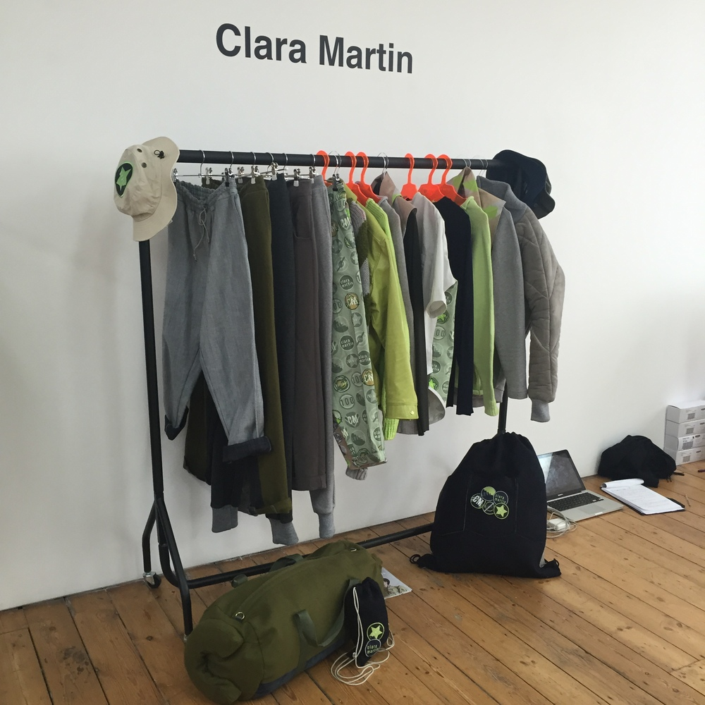 CLARA MARTIN // BLACK PR PRESS DAY