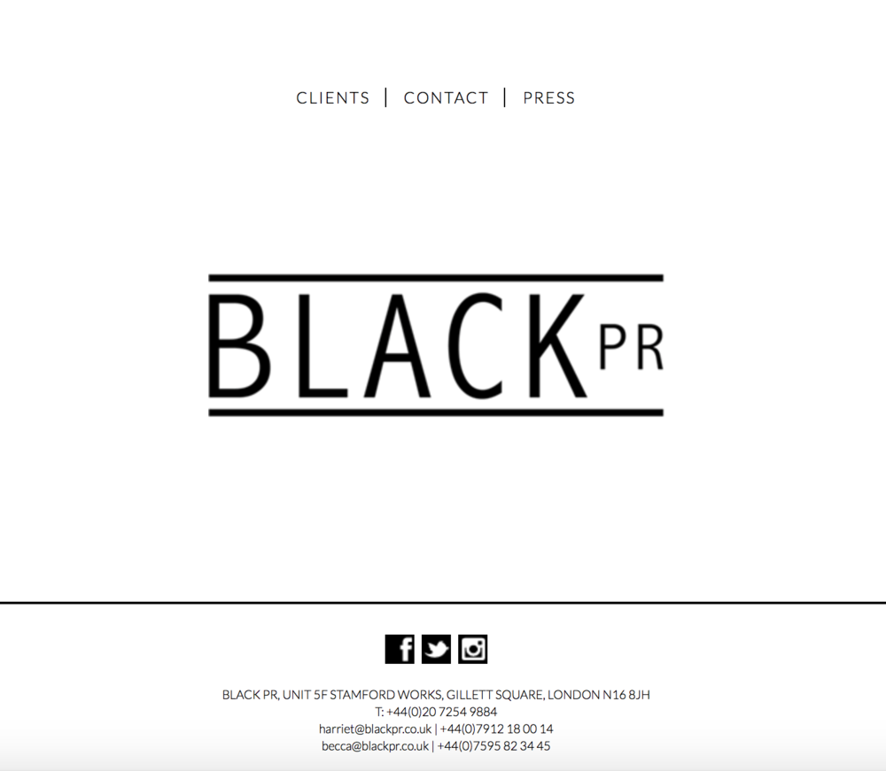 BlackPR