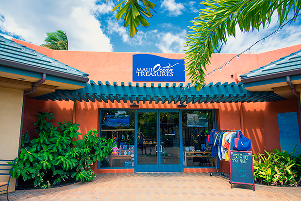 how big is maui ocean treasures gift shop