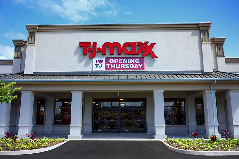 The brand new T.J.Maxx store located at the Maui Mall, 70 Kaahumanu Ave., Kahului, HI 96732