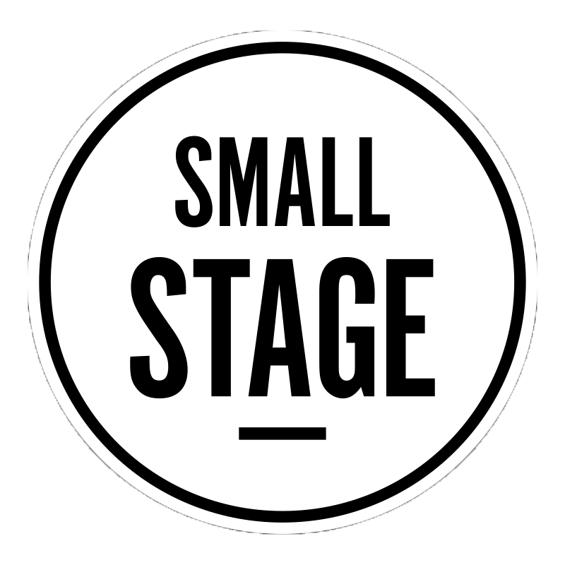 small stage