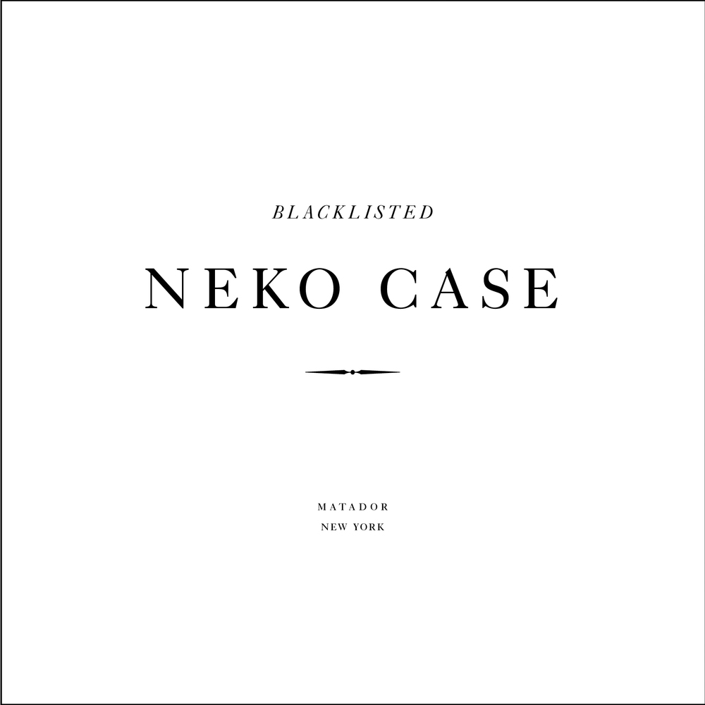 Neko Case album re-imagined in the style of Classical Typography by Kristina Fong. From the Codes project led by Namdev Hardisty.