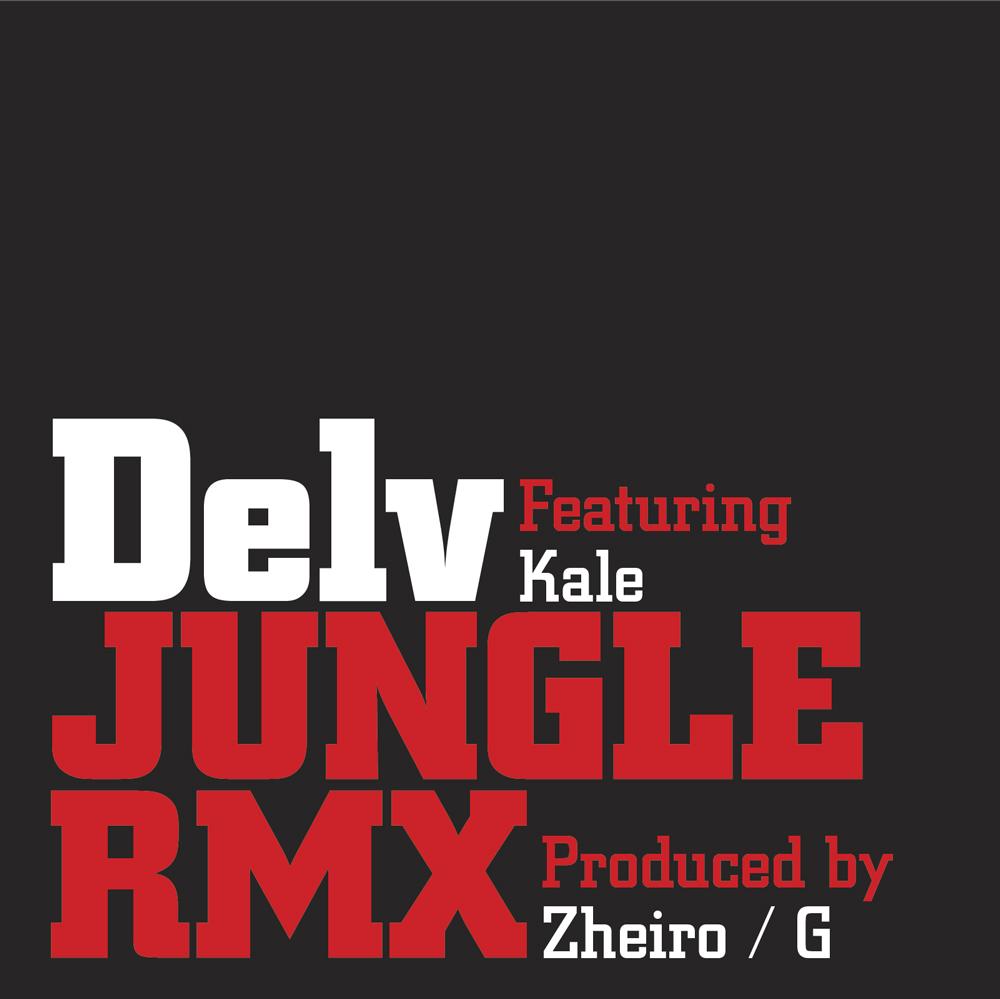 """Delv """"Jungle RMX"""" single"""