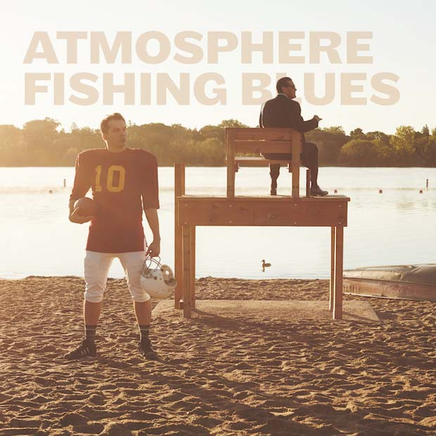 "Atmosphere ""Fishing Blues"" LP (Photography by Dan Monick)"