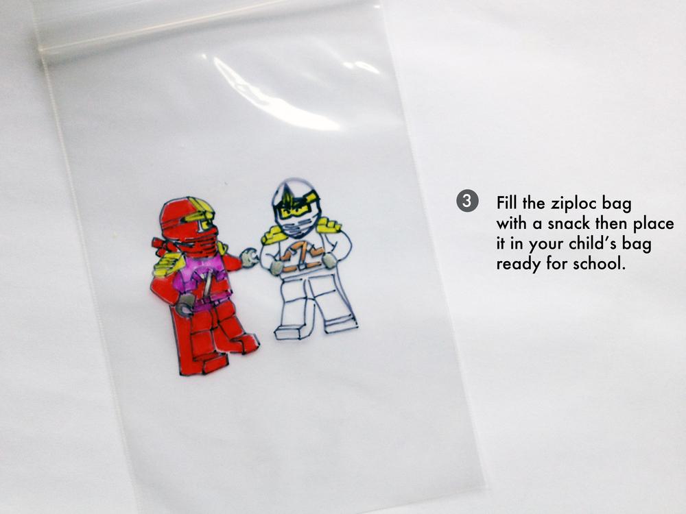 Illustrated Ziploc BagDIY via Scissors Paper Stone (www.scissorspaperstoneblog.com)