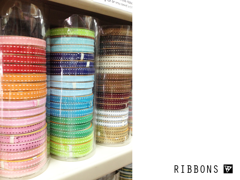 Singapore Secrets : Ribbons