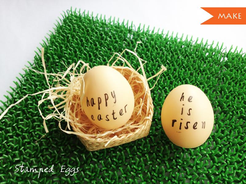 stamped eggs diy craft singapore