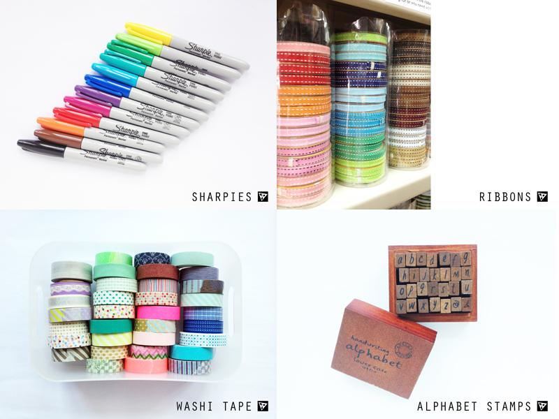 sharpies washi tape ribbons stamps in singapore craft supplies looking where to find