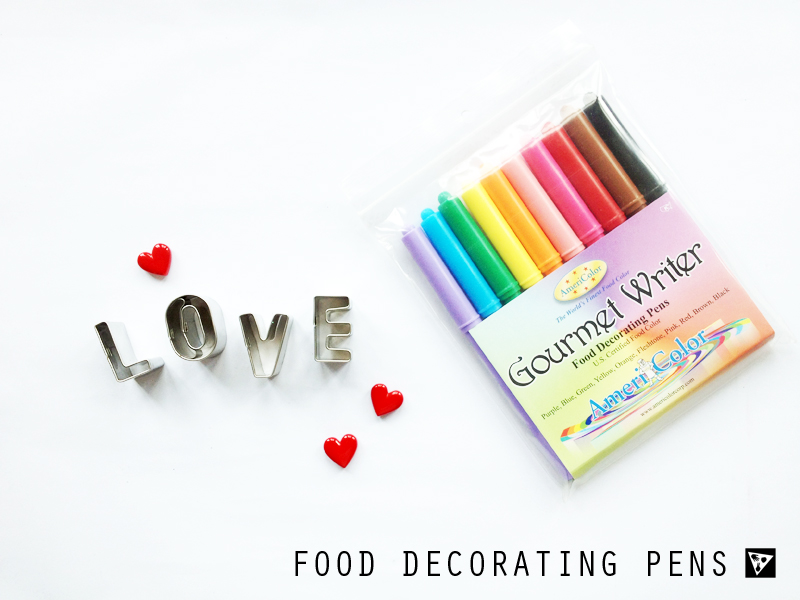 food decorating pens singapore supplies baking singapore secrets