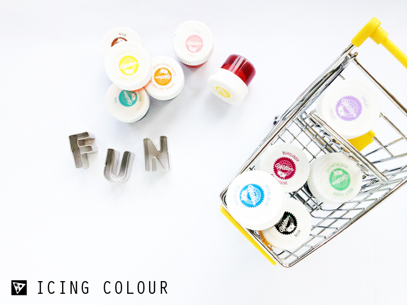icing colours singapore secrets supplies cake baking decorating